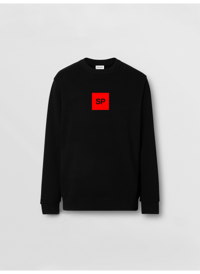 Sweatshirt Monogram SP Black