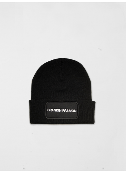 Spanish Passion® Black Beanie