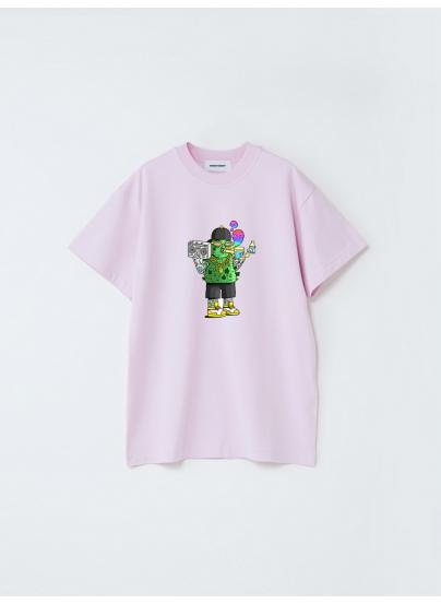 Camiseta Cogollito Rosa