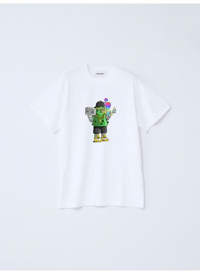 Camiseta Cogollito Blanca