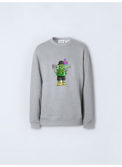 Cogollito Grey Sweatshirt