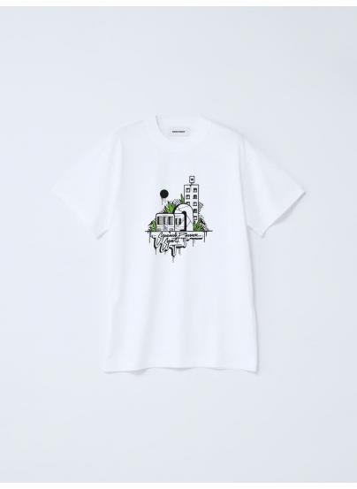 Deks White Tshirt
