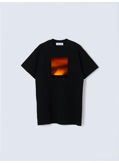 Magma Black Tshirt
