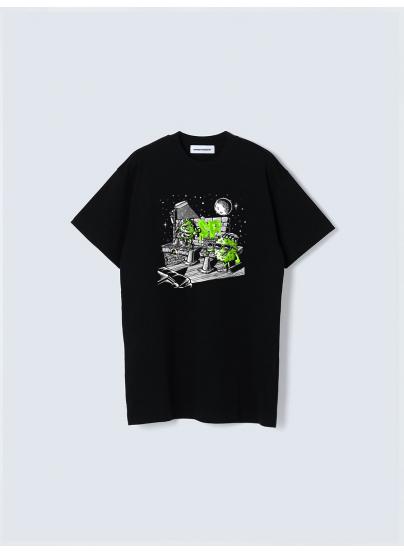 Camiseta Shinsiete Negra