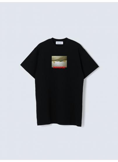 Camiseta Rosin Paradise Negra