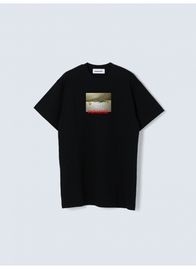 Rosin Paradise Black T-shirt