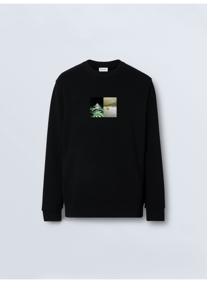 Black Rosin Sweatshirt