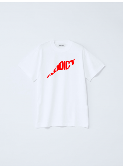 White Addict T-shirt