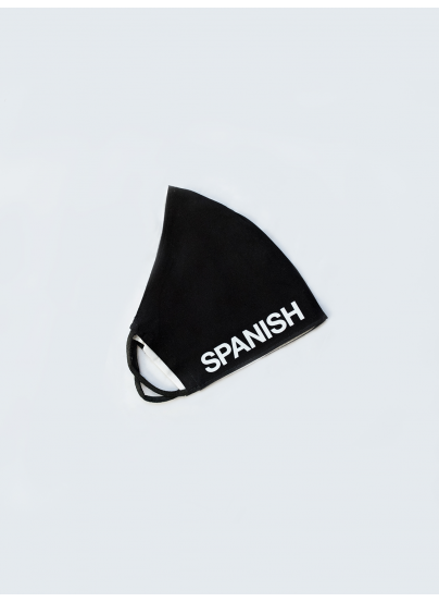 Black Spanish Passion® Mask