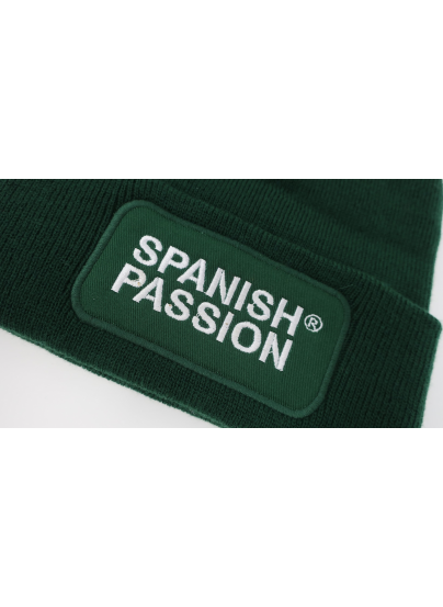 Green  Spanish Passion Beanie