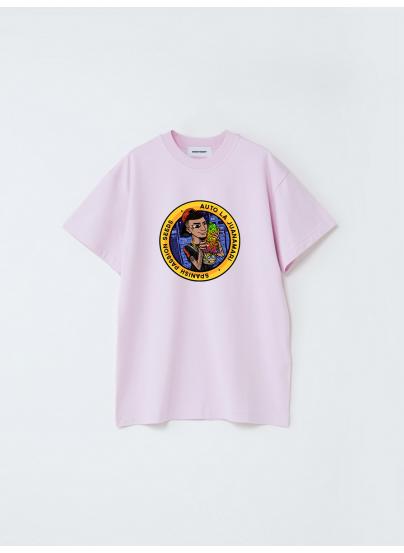 Camiseta LA JUANAMARI Rosa
