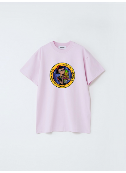 Tshirt LA JUANAMARI Pink